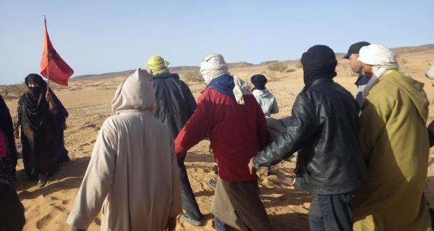 بيان تضامني لـLMDDH مع قبيلة أيت أونزار بعد منع سيارة إسعاف من نقل مريض