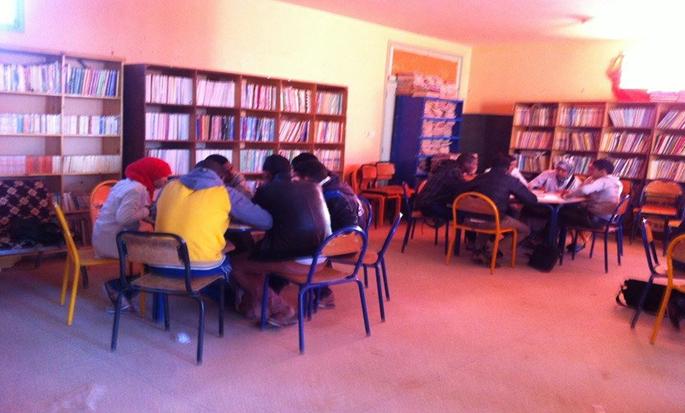 clube soutien scolaire lycee si saleh tagounite -zagora -1