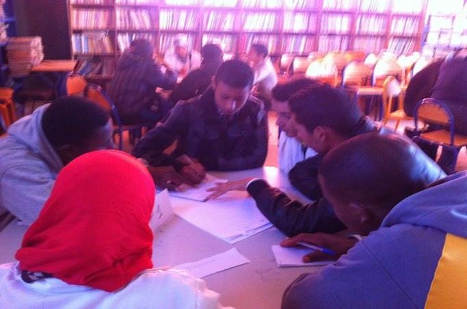 clube soutien scolaire lycee si saleh tagounite -zagora -2