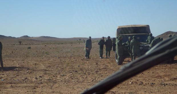 شكاية لوزير الداخلية حول مشاركة القوات المسلحة الملكية في منع القبيلة من استغلال أرضها