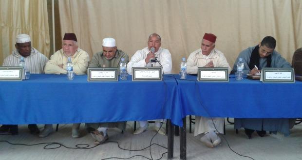 المجلس العلمي بزاكورة يحتفي بذكرى المولد النبوي