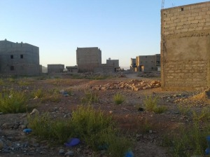 استنكار ساكنة الوداديات غير المجهزة بالمجال الحضري لزاكورة-2