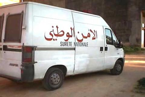 سرقة منزل الكاتب العام للجمعية المغربية لحقوق الإنسان بزاكورة