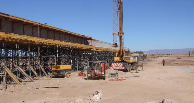 الشروع في  بناء أربع قناطر كبرى على وادي درعة باقليم زاكورة بغلاف مالي يفوق 7 ملايير سنتيما-2