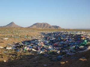 المطرح العشوائي للنفايات.... الكارثة البيئة الخطيرة-4