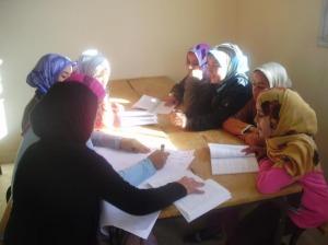 تقرير الايام التقافية لجمعية أيت أوزين للتربية من أجل التنمية-4