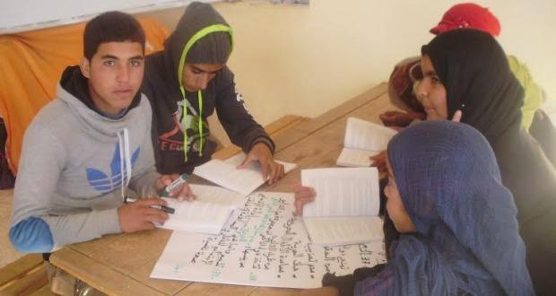 تقرير الايام التقافية لجمعية أيت أوزين للتربية من أجل التنمية-5