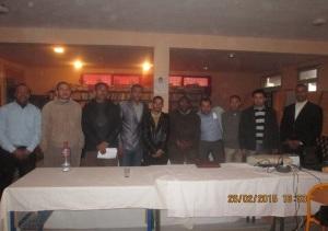 تقرير حول نشاط حقوقي بثانوية سيدي صالح - تاكونيت - 2