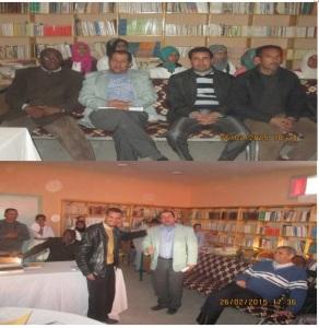 تقرير حول نشاط حقوقي بثانوية سيدي صالح - تاكونيت - 4