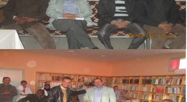 تقرير حول نشاط حقوقي بثانوية سيدي صالح – تاكونيت – 4