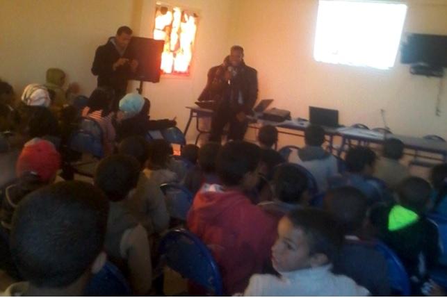 تقرير عن الأيام الثقافية التي نشطتها جمعية الشباب للتنمية-1