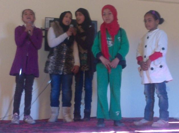 تقرير عن الأيام الثقافية التي نشطتها جمعية الشباب للتنمية-2
