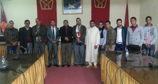 """ندوة ل""""جمعية أطر زاكورة"""" حول دور المجتمع المدني بعد دستور 2011"""