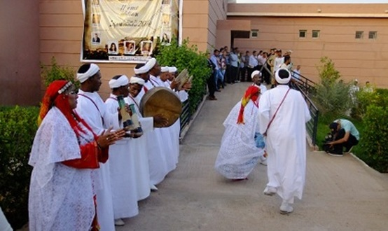 دار الثقافة زاكورة Centre de Culture Zagora-1