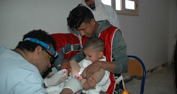عملية ختان جماعي بمدينة زاكورة-2