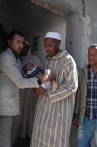 عملية ختان جماعي بمدينة زاكورة-4
