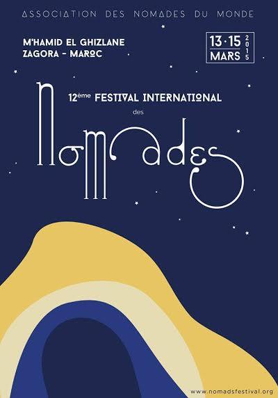 12eme edition du festival des nomades Mhamid Elghizlane