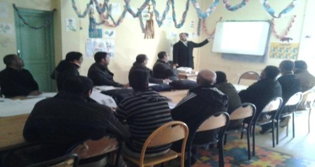 مجموعة مدارس بني علي تؤسس لمشروع المؤسسة