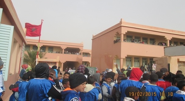 Lycee sidi Saleh Tagounite -3