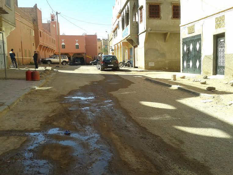 Quartier Almassira - Zagora