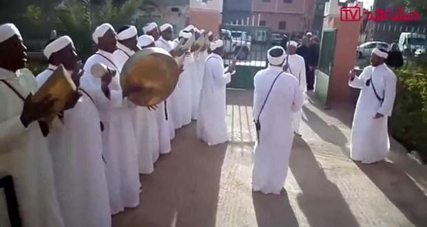 رقصات شعبية بزاكورة