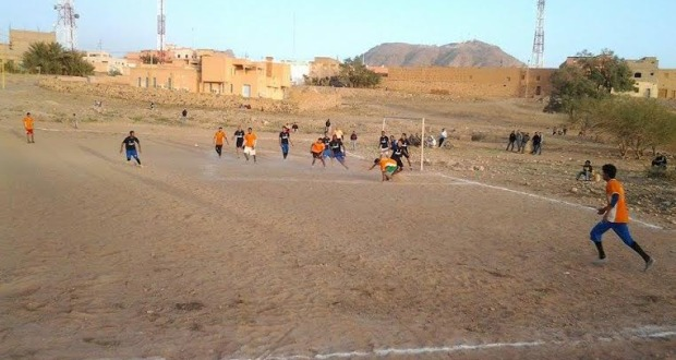 ligue Gherraf Elmokhtar zagora -2