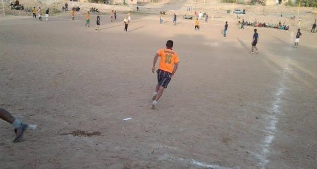ligue Gherraf Elmokhtar zagora -3