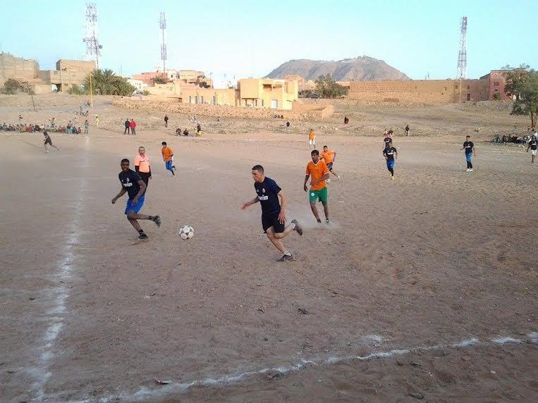 ligue Gherraf Elmokhtar zagora -4