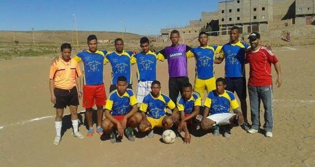 ligue Gherraf Elmokhtar zagora -6