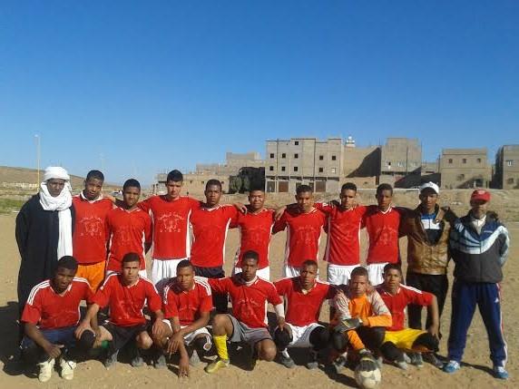 ligue Gherraf Elmokhtar zagora -8