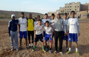 ligue Gherraf Elmokhtar zagora-Final -10