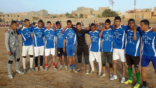 ligue Gherraf Elmokhtar zagora-Final -7