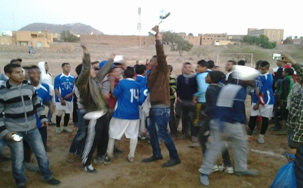 ligue Gherraf Elmokhtar zagora-Final -8
