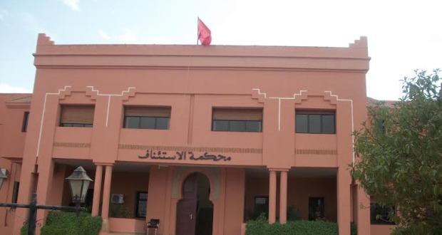 الوكيل العام للملك: حصيلة مشجعة لمزيد من الثقة في القضاء في افتتاح السنة القضائية بورزازت