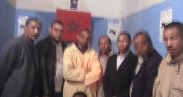 """قبيلة """"دوار زاوية البركة """"بزاكورة تنسحب من الحركة الشعبية وتنضم إلى  حزب الوسط الاجتماعي"""