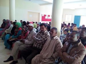 احتفال الاتحاد الجمعوي للتنمية والتضامن اولاد يحيى باليوم الوطني للمجتمع المدني -3