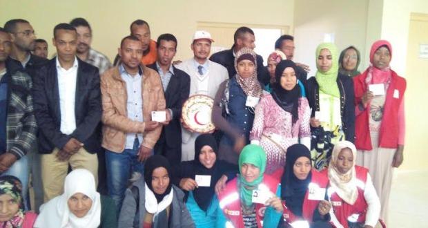 احتفال الاتحاد الجمعوي للتنمية والتضامن اولاد يحيى باليوم الوطني للمجتمع المدني-5
