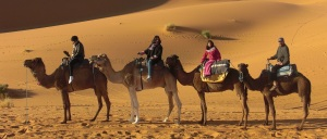 الأجانب المقيمون في المغرب