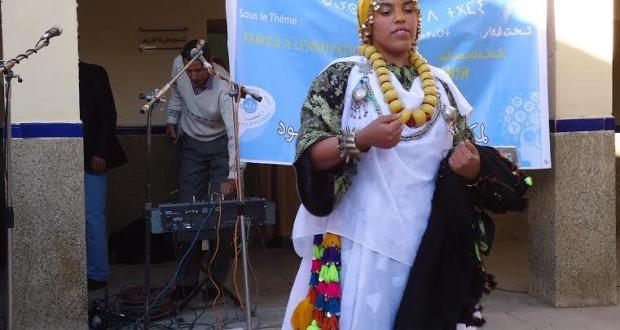 الفرع الجهوي لمنظمة فضاءات الابداع والتنمية بأرفود يحتفي باليوم العالمي للمرأة