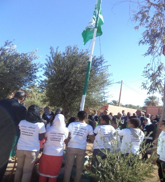 الملتقى الأول للمدارس المنخرطة في برنامج المدارس الإيكولوجية -3