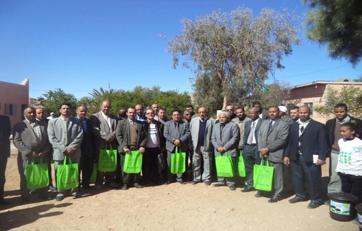 الملتقى الأول للمدارس المنخرطة في برنامج المدارس الإيكولوجية