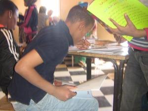 جمعية التربية و التكوين بزاكورة تنظم قافلة القراءة للجميع-3