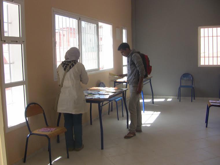 جمعية التربية و التكوين بزاكورة تنظم قافلة القراءة للجميع-4