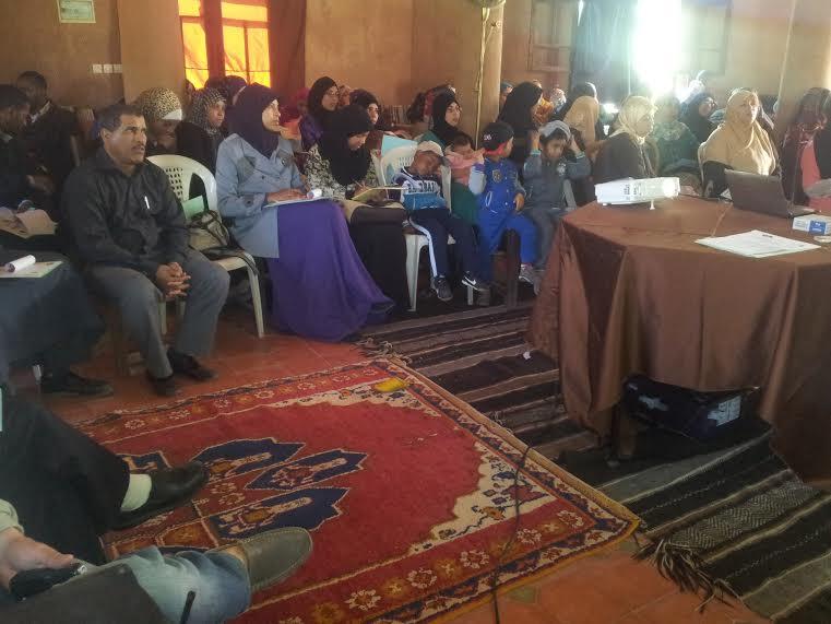 حركة التوحيد و الإصلاح بزاكورة تنظم الملتقى الأسري الأول