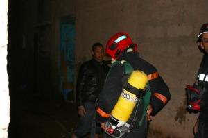 حريق منزل بحي تنسيطة انشاشدة بزاكورة-2
