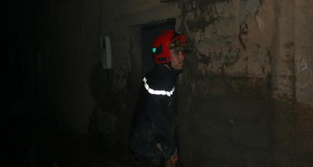 حريق منزل بحي تنسيطة انشاشدة بزاكورة-4