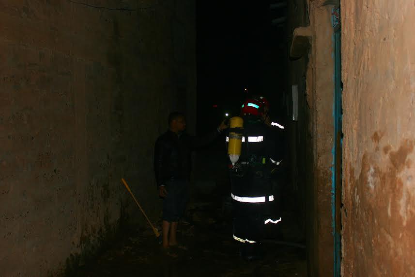 حريق منزل بحي تنسيطة انشاشدة بزاكورة-7