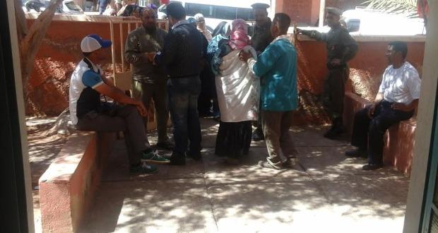 قرابة 900 مستفيدة من حملة طبية بجماعة تمزموط