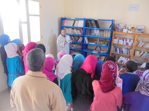 زيارة مدرسية لفائدة تلاميذ المستوى السادس الفوج الأول إلى الثانوية الإعدادية لكتاوة  -4