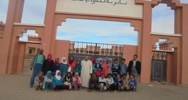 زيارة مدرسية لفائدة تلاميذ المستوى السادس الفوج الأول إلى الثانوية الإعدادية لكتاوة  -5